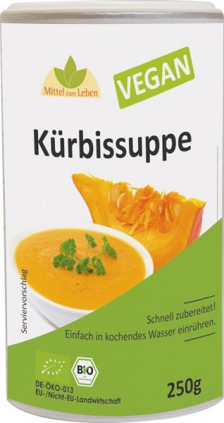 Kürbissuppe bio Vegan