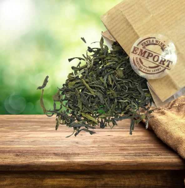 Grüner Blatt-Tee bio