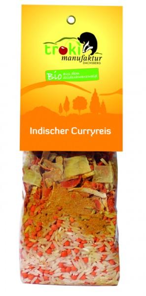 Indischer Curryreis Bio