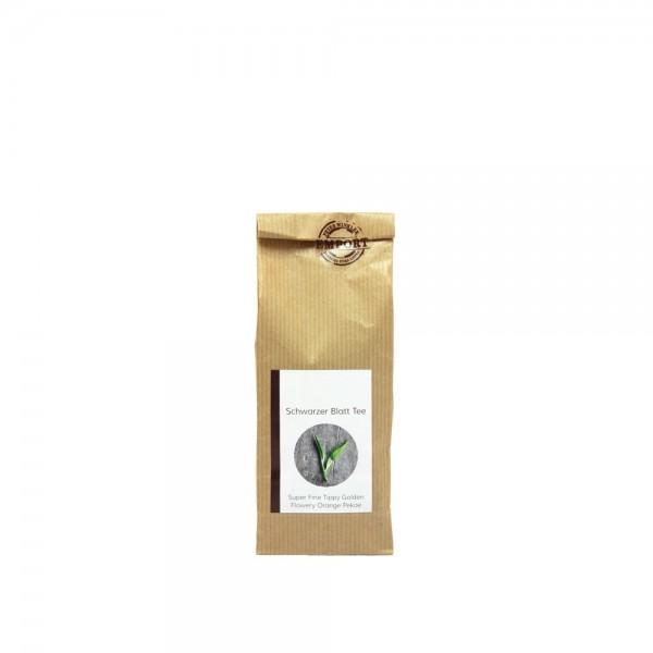 Schwarzer Blatt-Tee bio