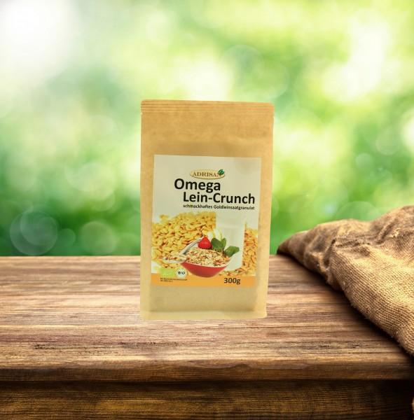 Omega-Lein-Crunch BIO