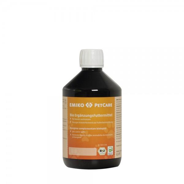 PetCare Bio Ergänzungsfuttermittel flüssig