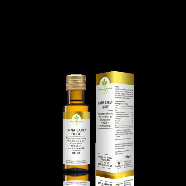 ENNA Care® FORTE mit hochdosiertem OMEGA-3 und Vitamin D3