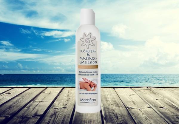 MeraSan Körper- & Massage-Emulsion -parfümfrei-