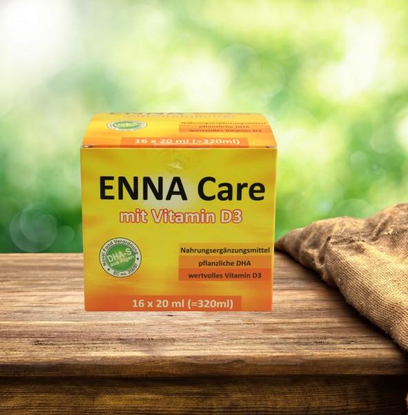 ENNA Care® mit VITAMIN D3, DHA und EPA