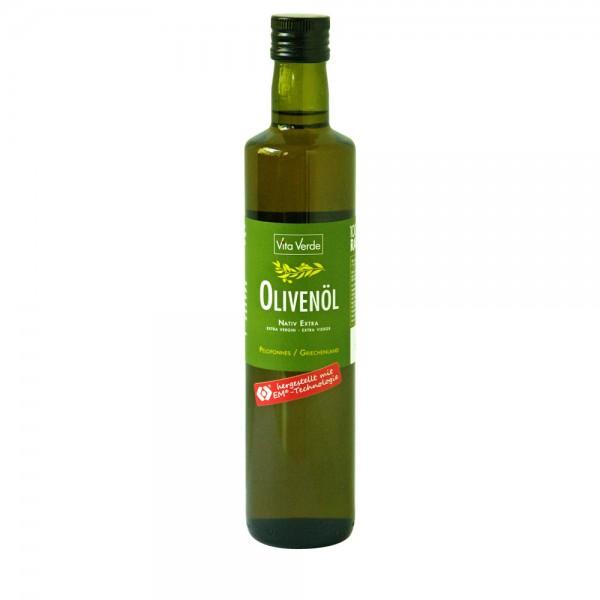 Olivenöl VitaVerde, 0,5 l