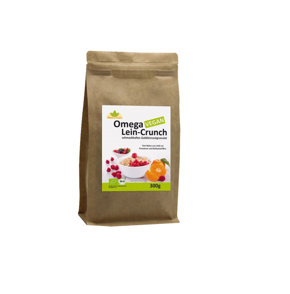 Omega-Lein-Crunch BIO VEGAN