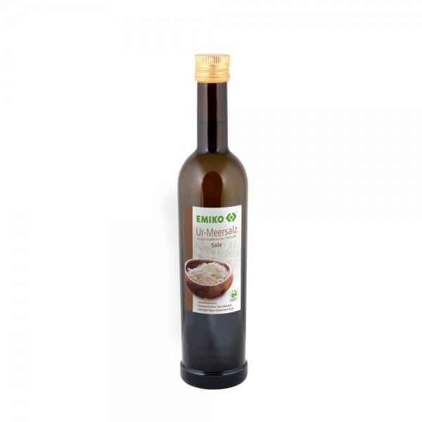 Ur-Meersalz Sole Nachfüllflasche
