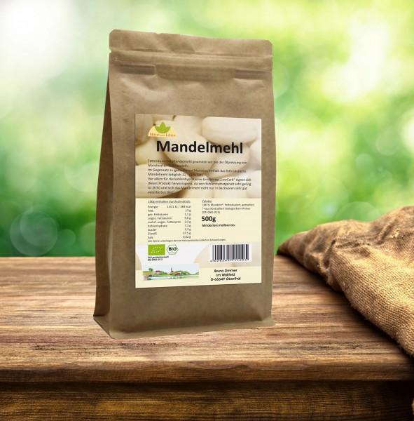 Mandelmehl BIO LowCarb