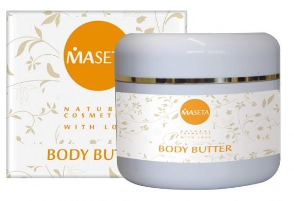 MeraSan Körperbutter Orange / Vanille-Duft