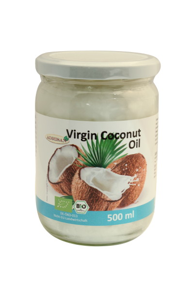 Kokosöl Virgin Coconut Oil BIO