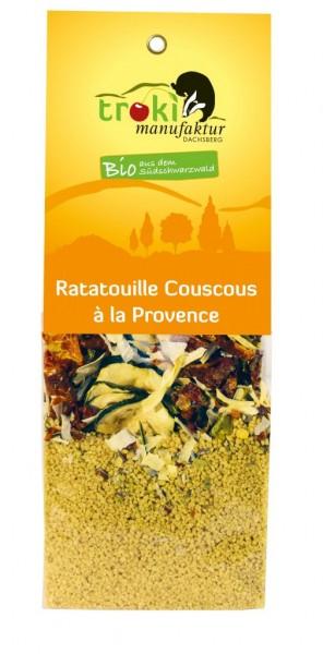 Ratatouille Couscous à la Provence