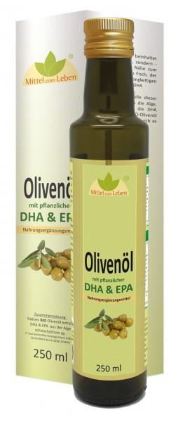 Olivenöl mit DHA BIO