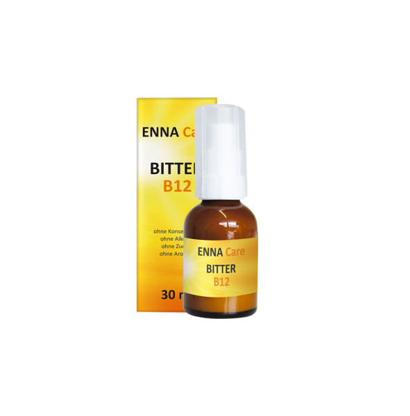 ENNA Care® Bitter B12
