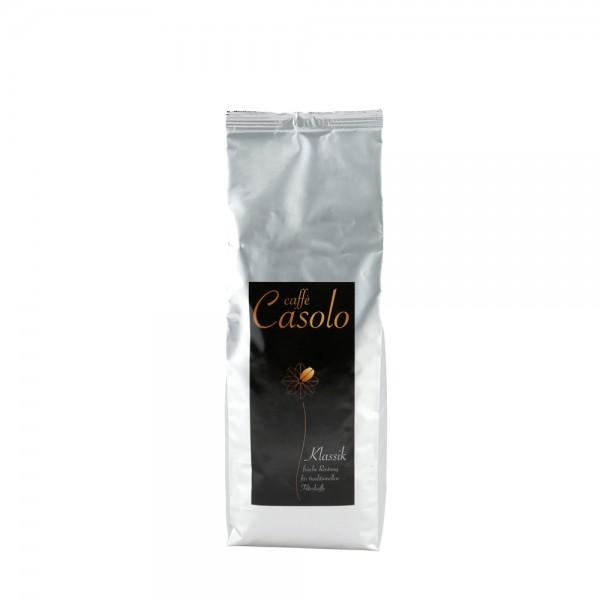 caffè Casolo Klassik, Filterkaffee