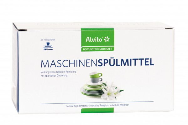 Alvito MaschinenSpülmittel