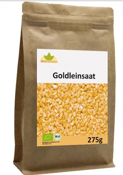 Goldleinsaat BIO