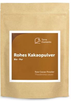 Kakaopulver Criollo roh, BIO